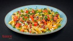 Cheesy fries image