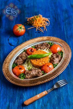 Domates kebab image