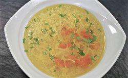 Supă de fazan