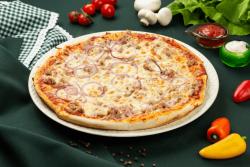 Pizza Tonno Single image