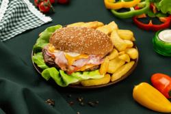 Burger Prima image