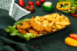 Meniu Crispy Chicken image