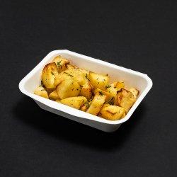 Cartofi copți cu cimbru și rozmarin image