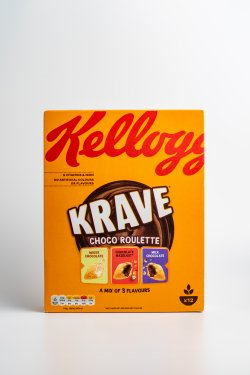 Krave Choco Roulette