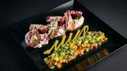 Falafel în trei culori image