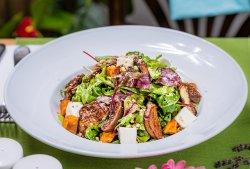 Salată Aubergine cu smochine