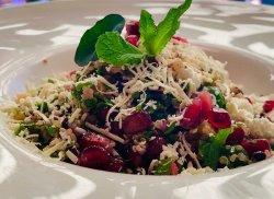 Salată quinoa TLV