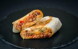 Burrito Chilli Con Carne  image