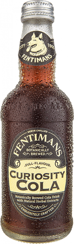 Fentimans Curiosity Cola image