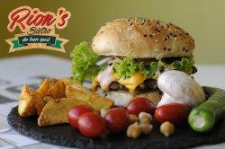 Burger Veggie  image