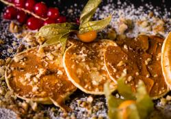 American pancakes image