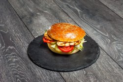 Kebab Sandwich image