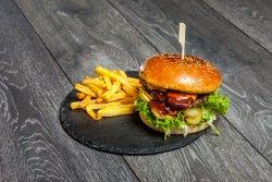 Vip Burger image