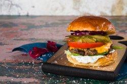 Burger de vită Black Angus image