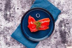Salată de ardei copt
