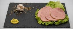 Parizer porc țărănesc 0.2 kg