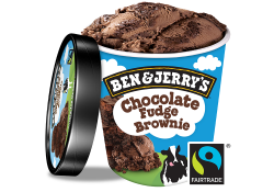 Ben & jerrys cacaoa