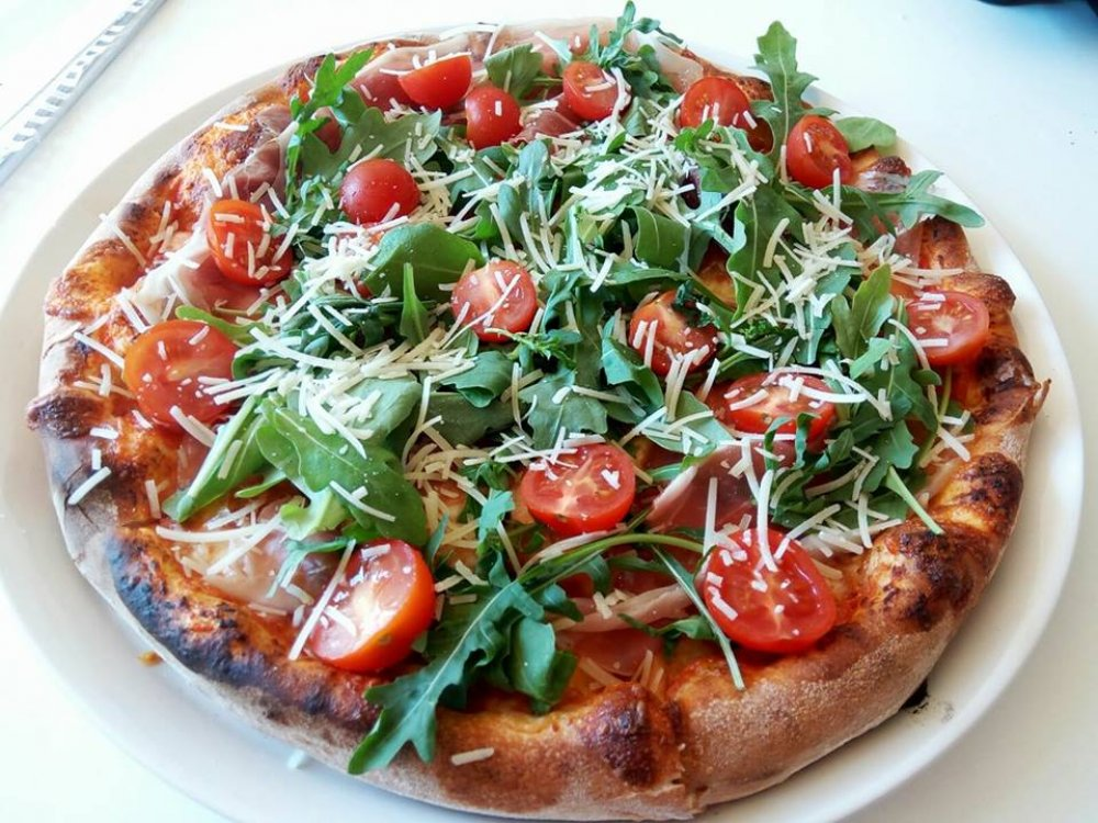 Pizza Deliciosa cover image