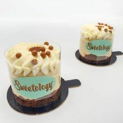 Cheesecake la rece - caramel sarat image