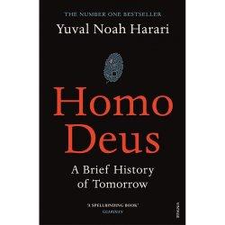 Homo Deus - A Brief History of Tomorrow image