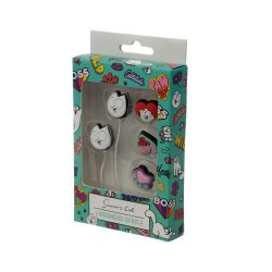 Casti - Simon's Cat Interchangeable Earbuds image