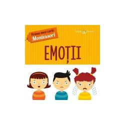 Prima mea carte Montessori. Emotii image