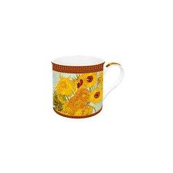 Cana - Fine China - Vase with Twelve Sunflowers