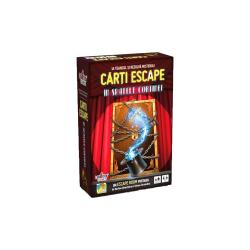 Carti Escape - In spatele cortinei image