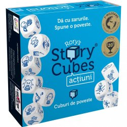 Rory's Story Cubes - Actiuni