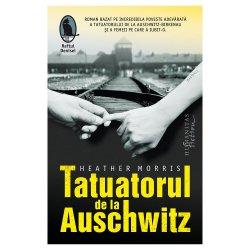 Tatuatorul de la Auschwitz - ed. 2019