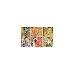Suport pentru pahar - Klimt - mai multe modele