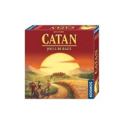 Catan: Jocul de baza