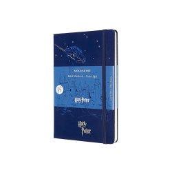 Carnet - Moleskine - Harry Potter Limited Edition - Flying Car - Royal Blue