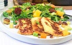 Halloumi/Tofu Butternut Squash Salad image