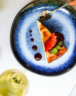 Yuzu Cheesecake image