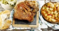 Meniu ciolan porc
