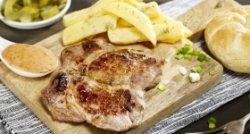 Meniu Ceafă de porc image