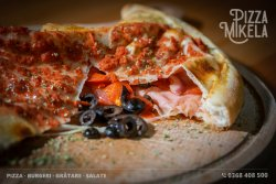 Pizza Vulcano (impletit) image