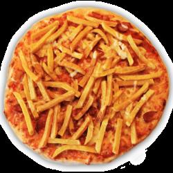 Pizza Cartofi prajiti image