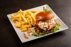 Burger Eggs image