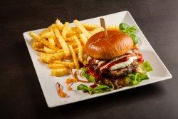 Burger Blue Cheese image