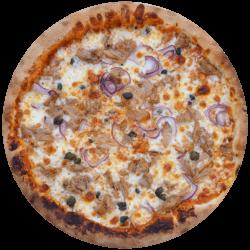 Pizza Tonno e Cipolle image
