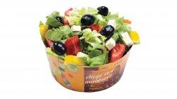 Salată mixtă cu brânzeturi image