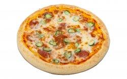 Pizza mexicana image