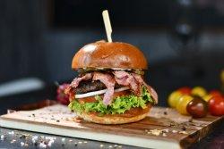 Bacon Burger image