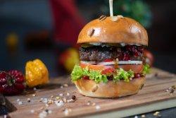 Spice Burger image