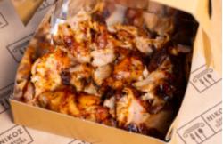 Extra carne gyros porc image