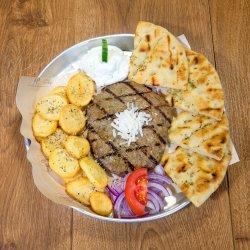 Meniu Bifteki de vită image