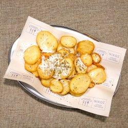Cartofi prăjiți cu Kefalotiri image
