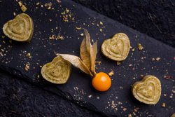 50010 Caramele cu Mesquite și lucuma(Produs Congelat)/ Lucuma and mesquite caramels image